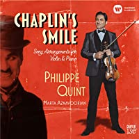 Chaplin's Smile: Song Arrangements for Violin and Piano