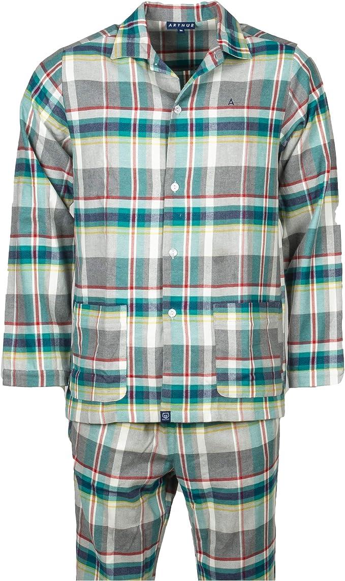 ARTHUR Pyjama Long Roi Sommeil Kinley: : Vêtements