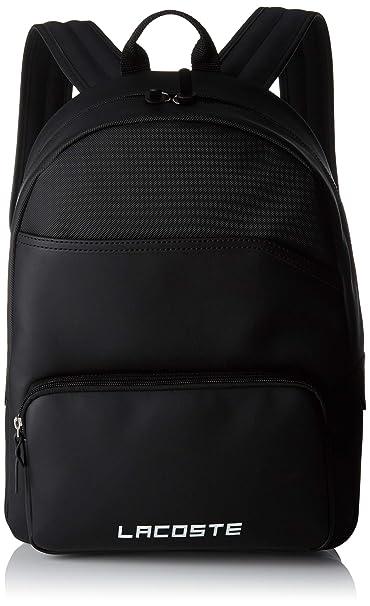 Lacoste Sport - Nh2482ut, Mochilas Hombre, Negro (Black), 12x40x29 cm (W x H L): Amazon.es: Zapatos y complementos