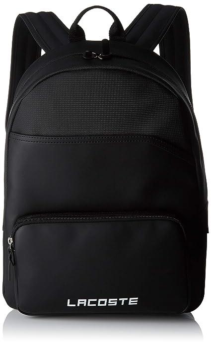 aaa08bc1e8e Lacoste Sport Nh2482ut, Men's Backpack, Black, 12x40x29 cm (W x H L ...
