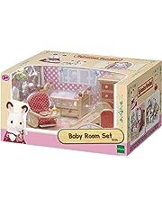 SYLVANIAN FAMILIES Baby Room Set Mini muñecas y Accesorios Epoch para Imaginar 5036