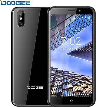 """Moviles Libres, DOOGEE X50 Teléfono Móvil Libre, Android Go 5"""" 18 ..."""