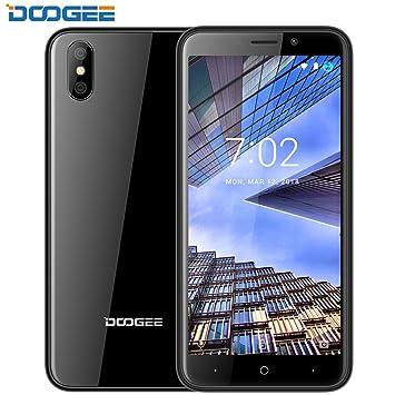 """Moviles Libres, DOOGEE X50 Teléfono Móvil Libre, Android Go 5"""" 18:9"""