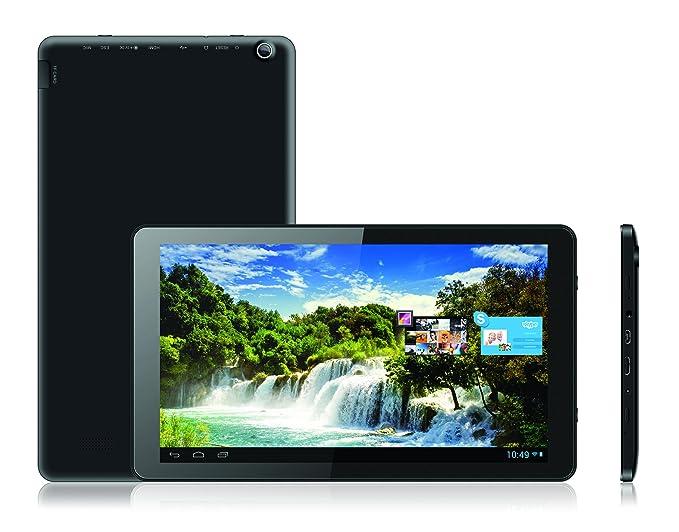 Storex eZeeTab 10O10-S 16GB Negro - Tablet (Tableta de tamaño Completo, Android, Pizarra, Android, Negro, Ión de Litio): Amazon.es: Informática