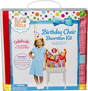 birthday chair decoration kit