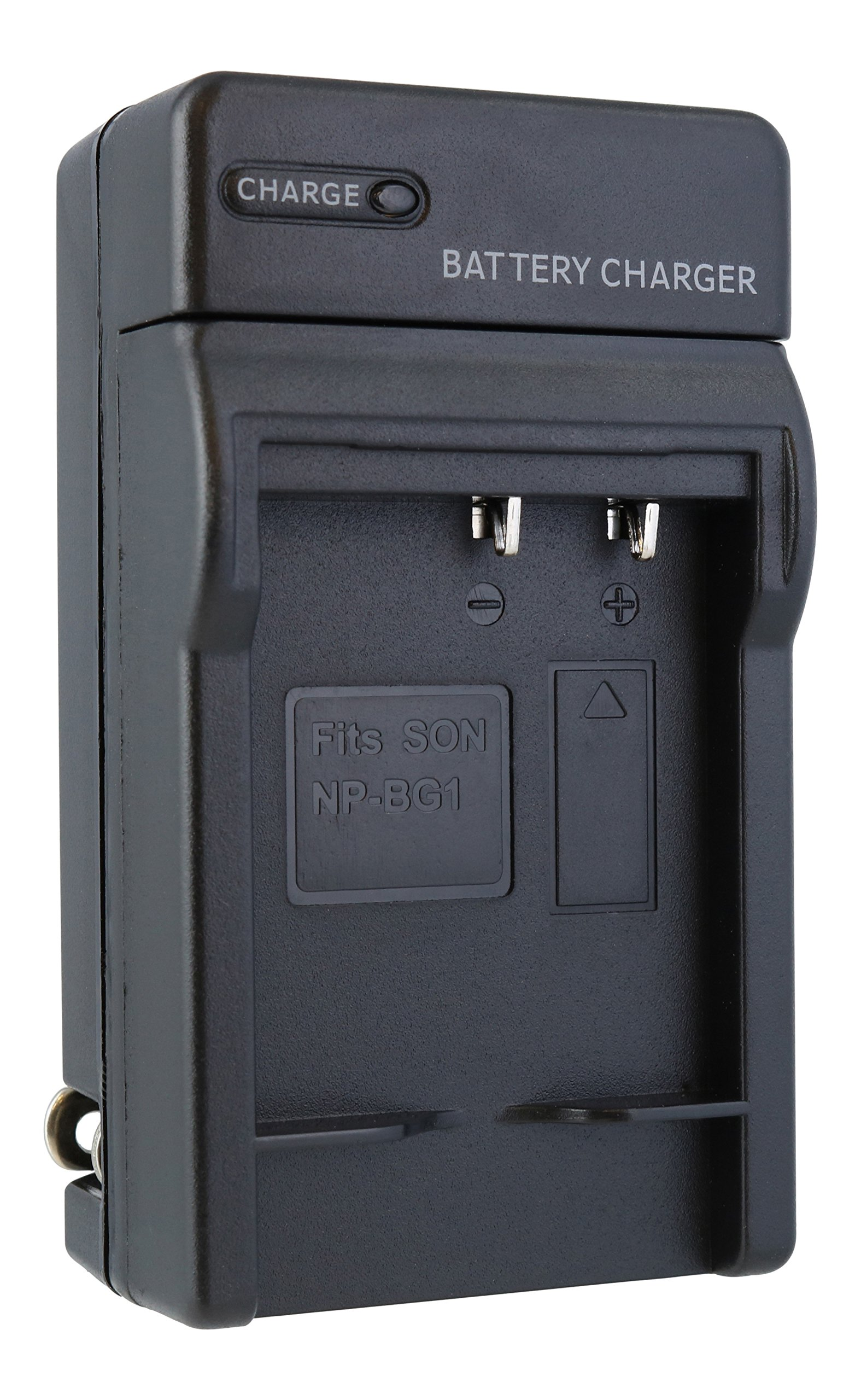 TechFuel Battery Charger Kit for Sony Cyber-shot DSC-HX7V Camera - For Home, Car and Travel Use