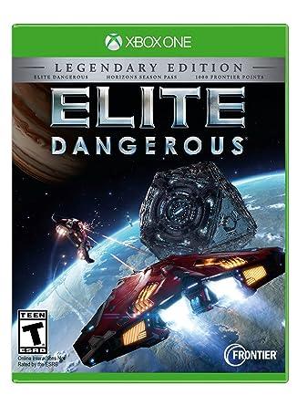 Elite Dangerous: The Legendary Edition - Xbox One: Amazon co