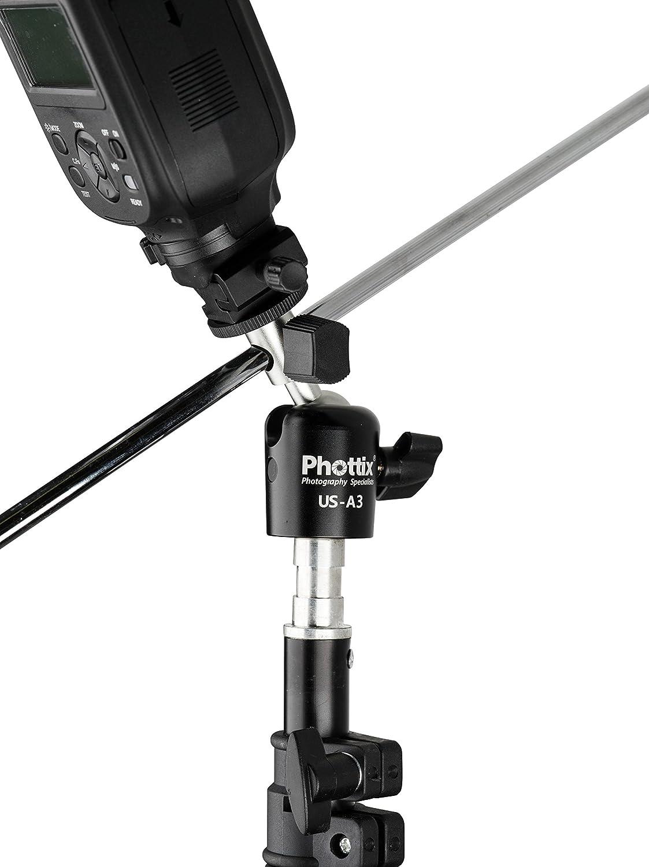 Phottix US-A2 Umbrella Swivel for On-Camera Flash PH87207