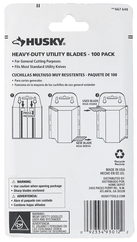 Amazon.com: Dispensador de 0,024 en. Heavy Duty Hojas para ...