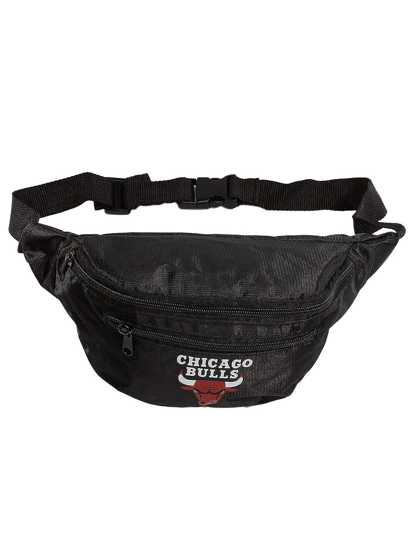 af5049ad0c205 Forever Collectibles Herren Accessoires   Tasche NBA Chicago Bulls schwarz  Einheitsgröße