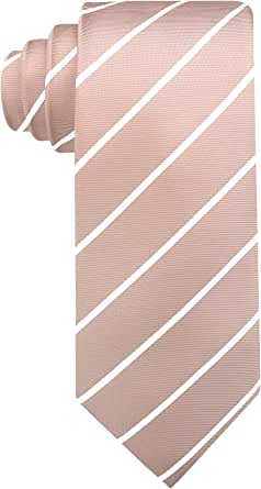 Pencil Stripe Ties for Men - Woven Necktie - Mens Ties Neck Tie by Scott Allan