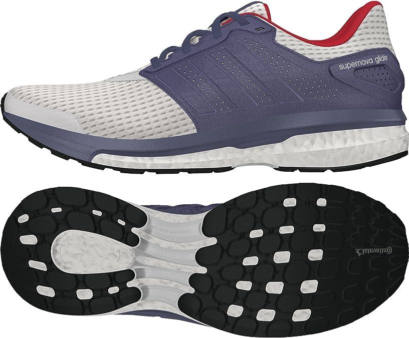 adidas Supernova Glide 8 W, Chaussures de running entrainement femme