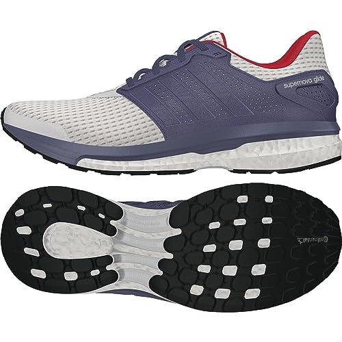b5335448f20a8 adidas Women s Supernova Glide 8 W Running Shoes  Amazon.co.uk ...