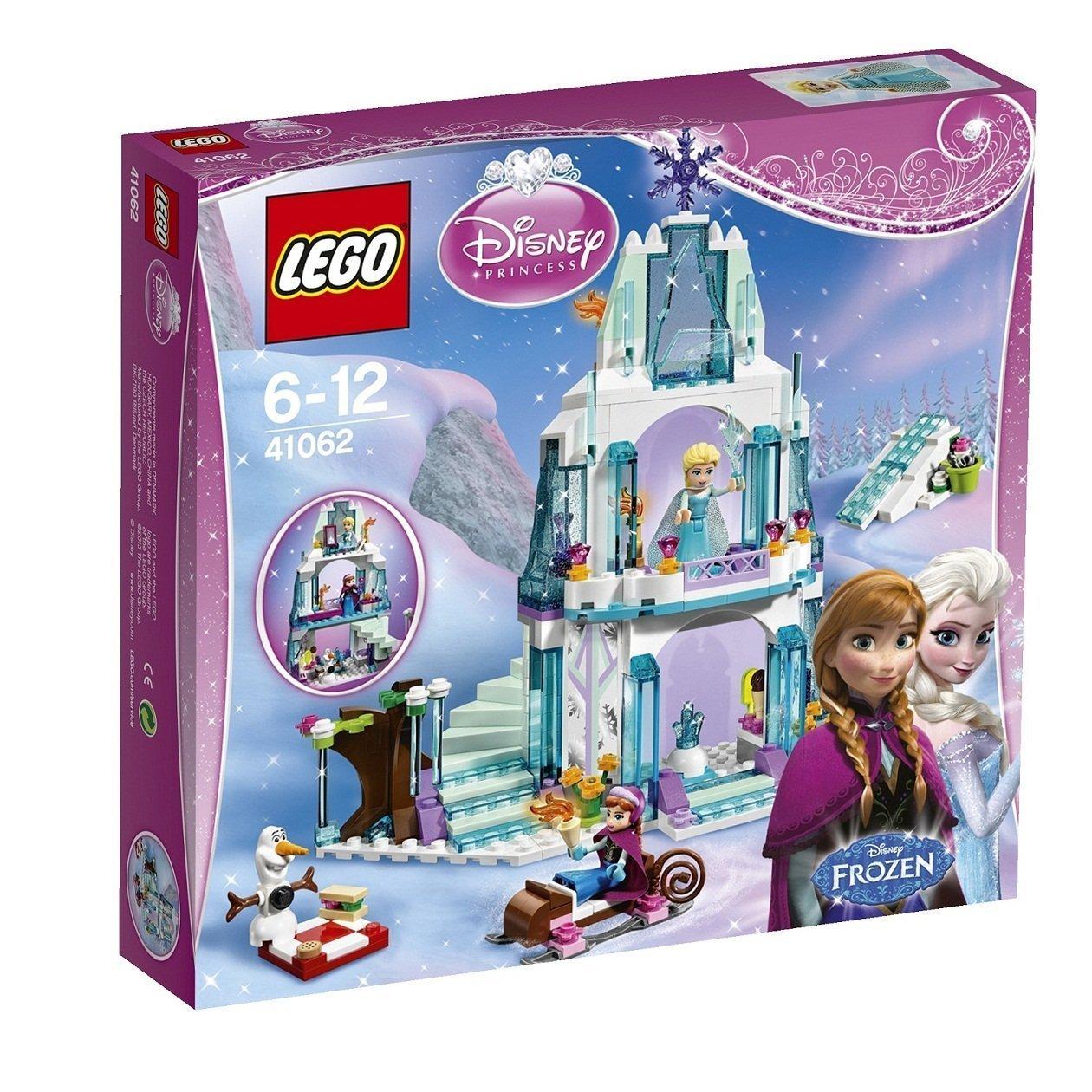 Prinzessin Schloss - Elsas Eispalast