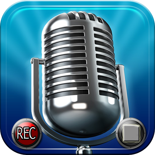 Professional Voice Recorder (Best Dictaphone App Android)