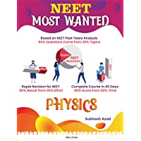 NEET Most Wanted Physics: 40 Day Revision Plan For NEET & AIIMS