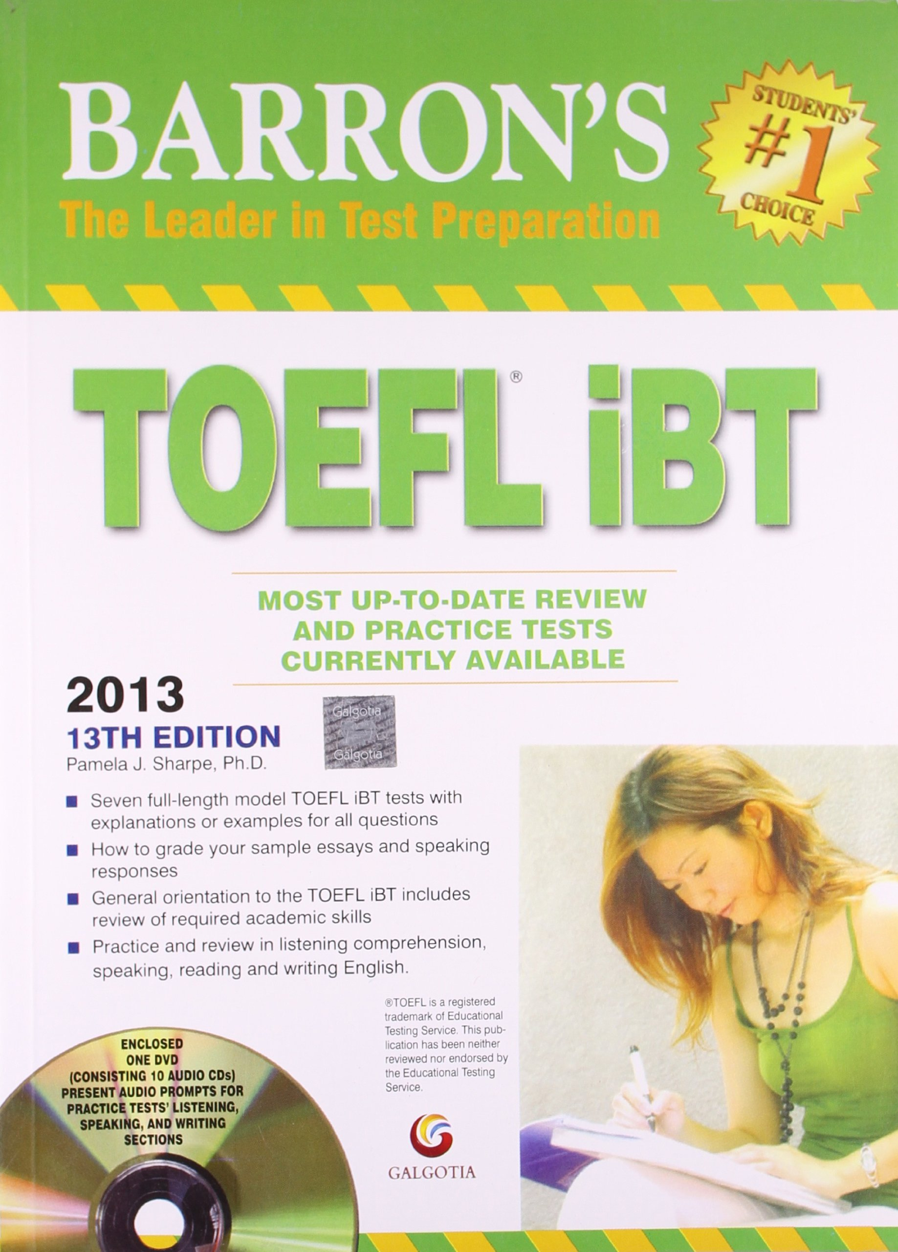Buy barrons toefl ibt 2013 13th edition book online at low prices buy barrons toefl ibt 2013 13th edition book online at low prices in india barrons toefl ibt 2013 13th edition reviews ratings amazon fandeluxe Choice Image