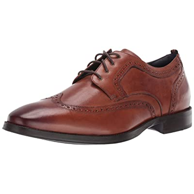 Amazon.com | Cole Haan Men's Jefferson Grand 2.0 Wingtip Oxford | Oxfords