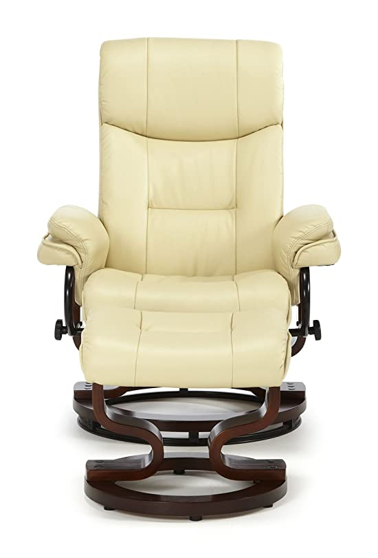 Moss Faux Leather Swivel and Recliner Chair With Mahogany Legs Amazon.co.uk Kitchen u0026 Home  sc 1 st  Amazon UK & Moss Faux Leather Swivel and Recliner Chair With Mahogany Legs ... islam-shia.org