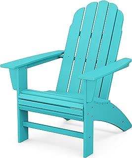 product image for POLYWOOD Vineyard Curveback Adirondack Chair (Aruba)