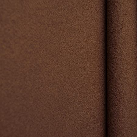 Heavy Italian  wool //cashmere brown coat fabric,material  150 cm wide