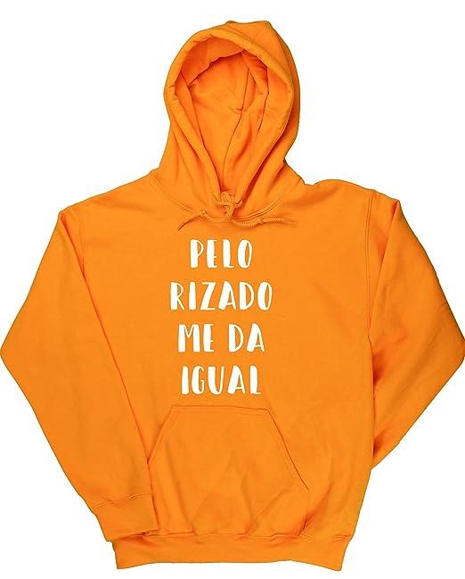 HippoWarehouse Pelo Rizado Me Da Igual jersey sudadera con capucha suéter derportiva unisex: Amazon.es: Ropa y accesorios
