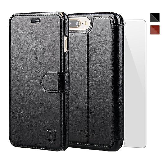 259 opinioni per TANNC Cover iPhone 7 Plus [pellicola vetro temperato schermo inclusa] Custodia