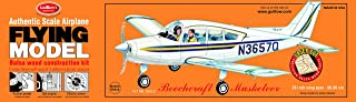 product image for Guillow's Beechcraft Musketeer Laser Cut Model Kit