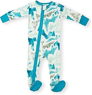 Earthy Organic Baby Sleeper 2-Way Zipper Pajamas Boy Girl (7 Sizes: NB