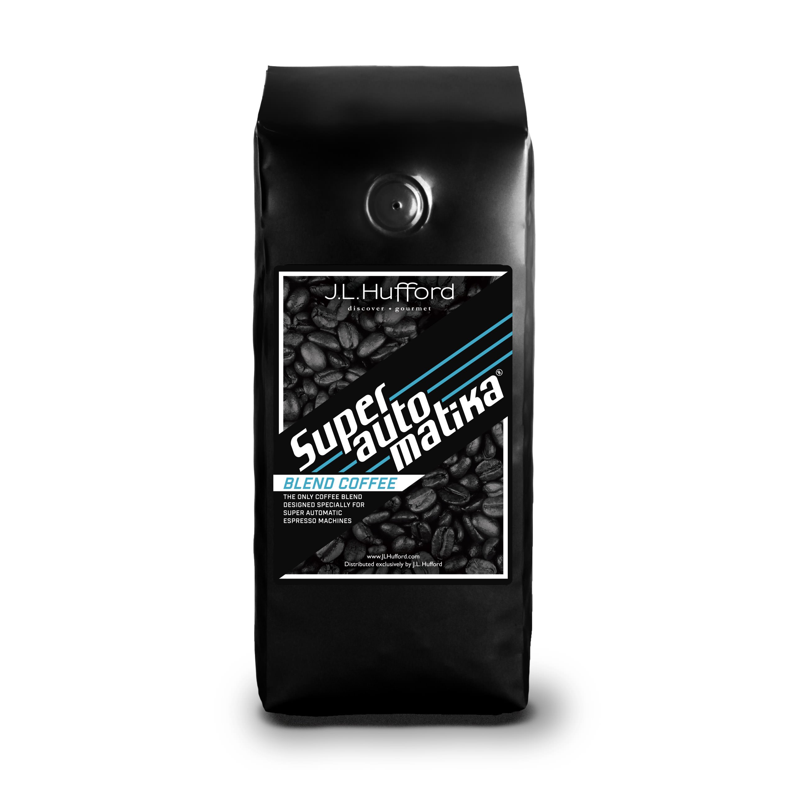 Superautomatika Blend Coffee for Automatic and Super Automatic Espresso Machines and Coffee Machines (1lb)