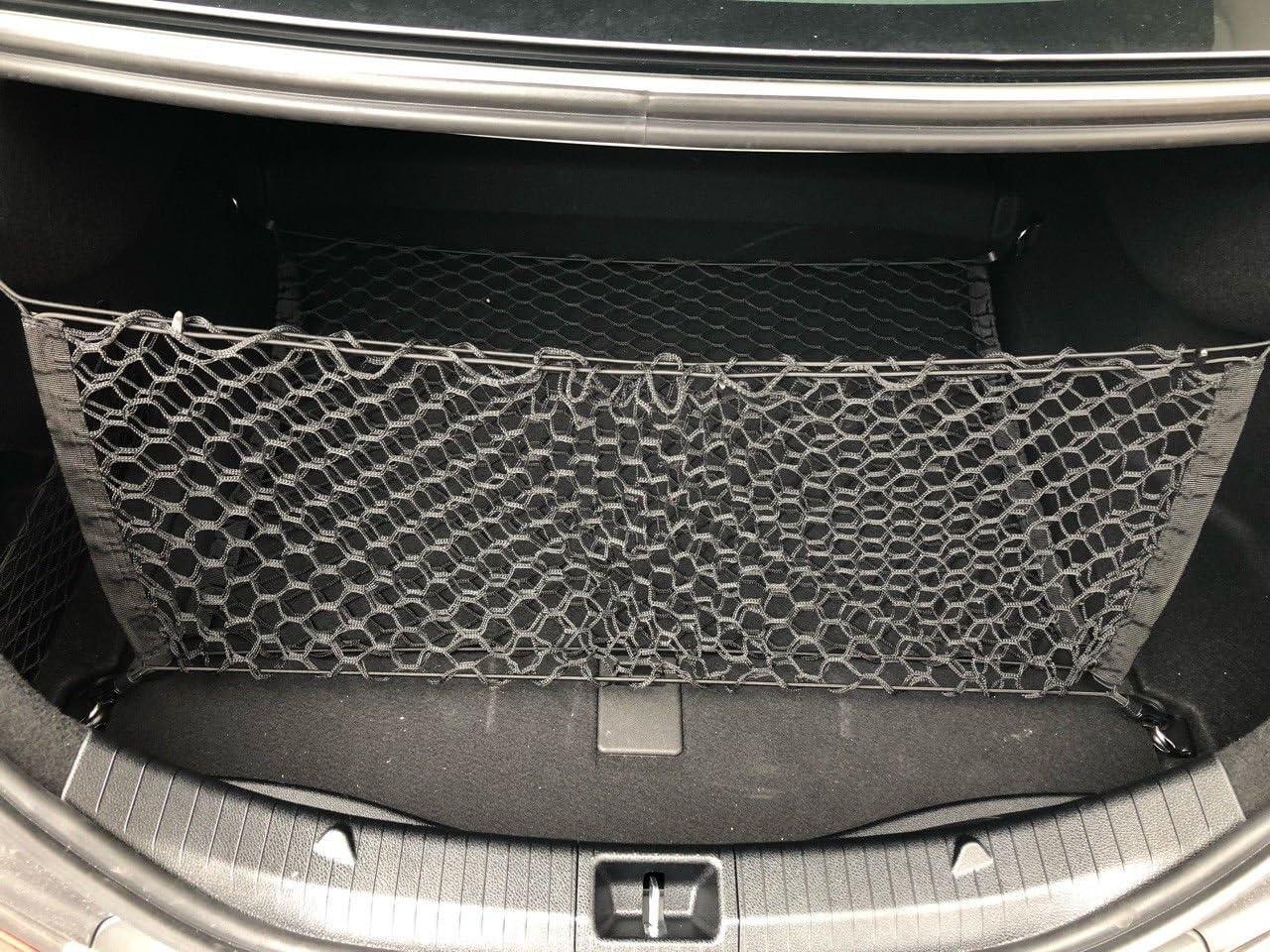 TrunkNets Inc Floor Style Trunk Cargo Net for MERCEDES BENZ CLA180 CLA200 CLA250 CLA45 AMG 2013 14 15 16 17 18 2019 NEW