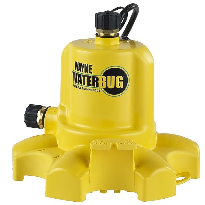 Review WAYNE WWB WaterBUG Submersible