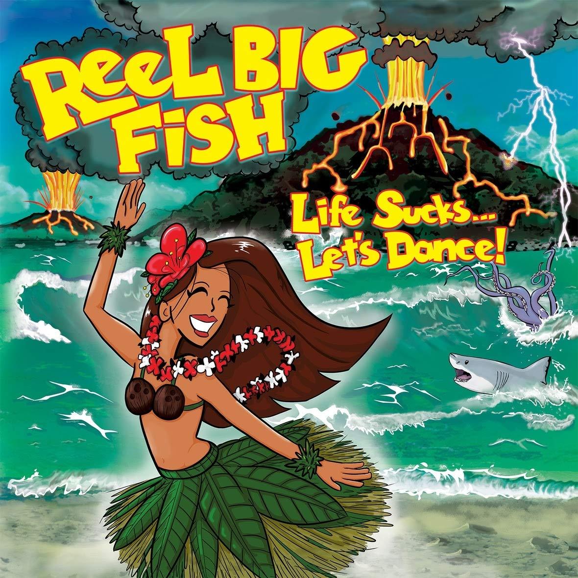 Reel Big Fish Life Sucks Let S Dance Amazon Com Music