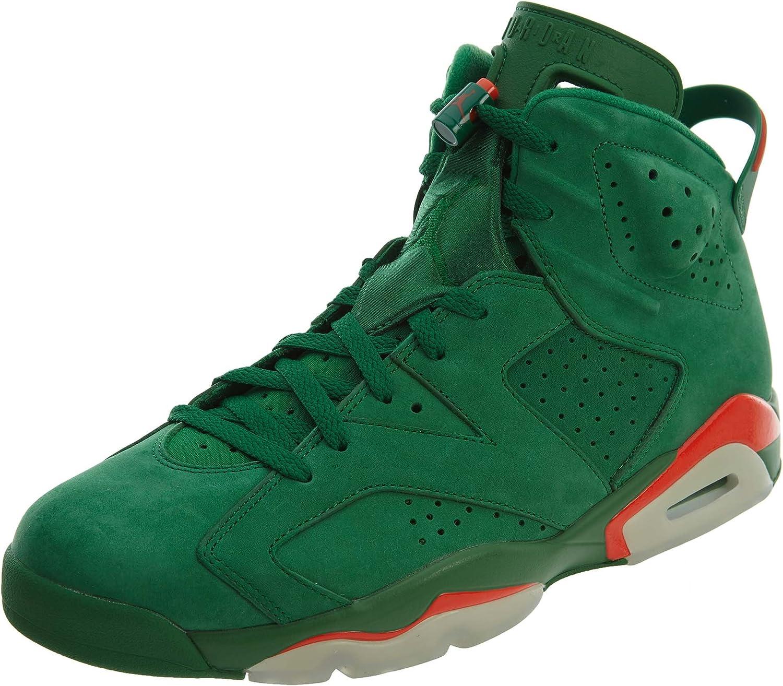 Air Jordan 6 Retro NRG 'Green Suede Gatorade'