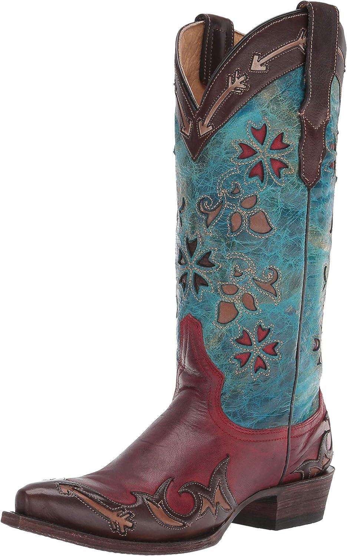 Stetson Women's Arrow Western Boot
