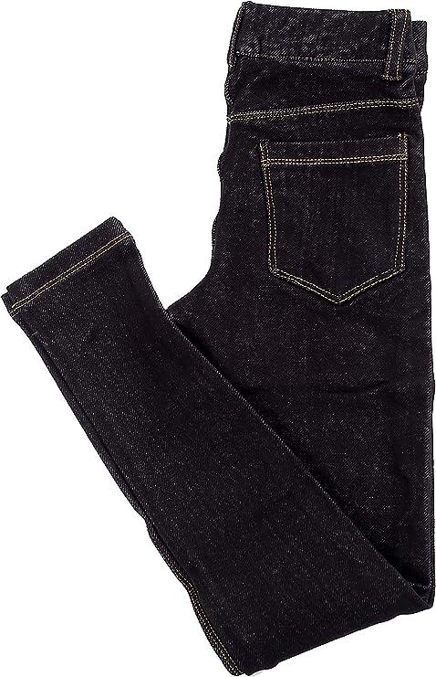 GW Classyoutfit /® Girls Kids Stretchy Jeans Jeggings Denim Look Pants Trousers Legging Pants Age 5-12