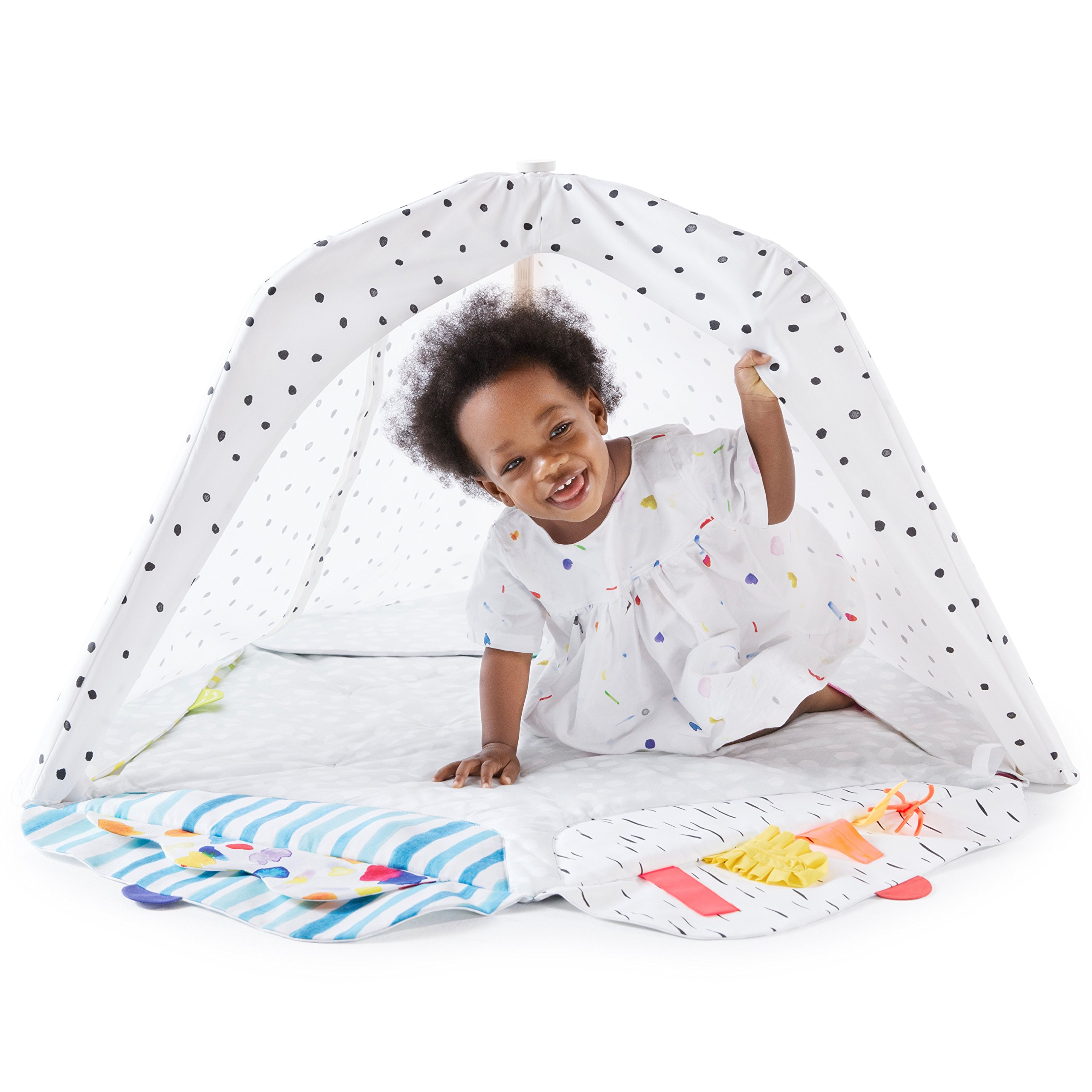 The Play Gym by Lovevery; Stage-Based Developmental Activity Gym & Play Mat for Baby to Toddler by Lovevery (Image #2)