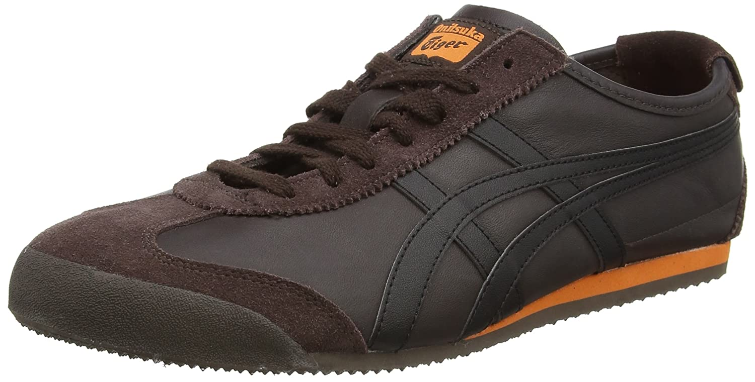 sports shoes 89e47 ebaa9 Onitsuka Tiger Mexico 66, Unisex-Adults' Low-Top Trainers