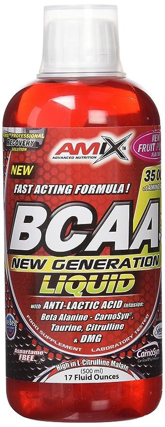 Výsledek obrázku pro amix bcaa liquid 500 ml