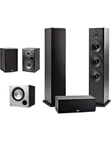 Amazon com: Floorstanding Speakers: Electronics