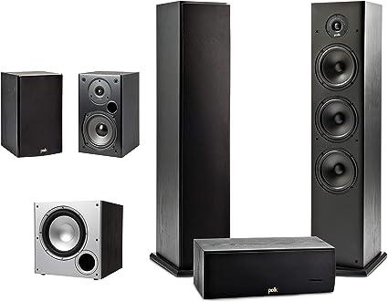 """Open-Box Excellent E... Polk Audio Dual 6.5/"""" 2-Way Floorstanding Loudspeaker"""