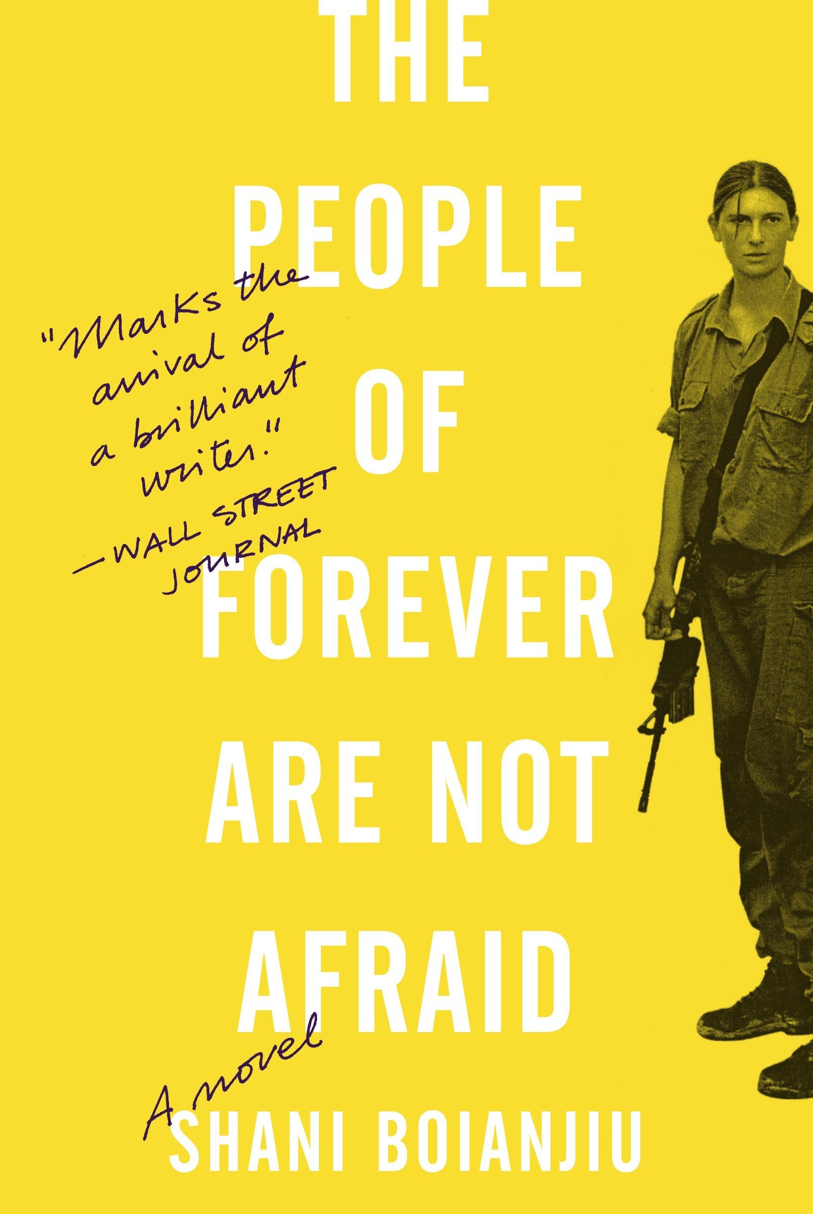 The People of Forever Are Not Afraid: A Novel: Shani