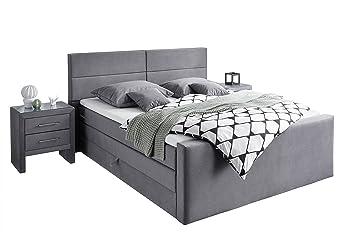 S Werk Furniture 1652 Premium Boxspringbett 180x200 Cm