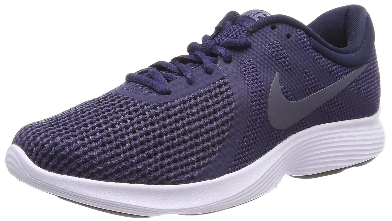 Nike Revolution 4 EU, Zapatillas de Running para Hombre 49.5 EU Azul (Neutral Indigo / Light 500)