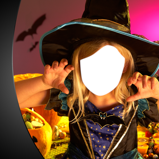 Images Magician Costume (Halloween Photo Montage)