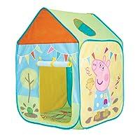 Peppa Pig - Tente de jeu maisonnette pop-up
