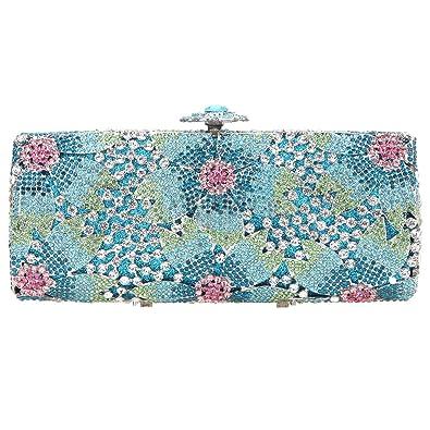 Amazon.com: Fawziya Sakura - Bolso de mano con diseño de ...