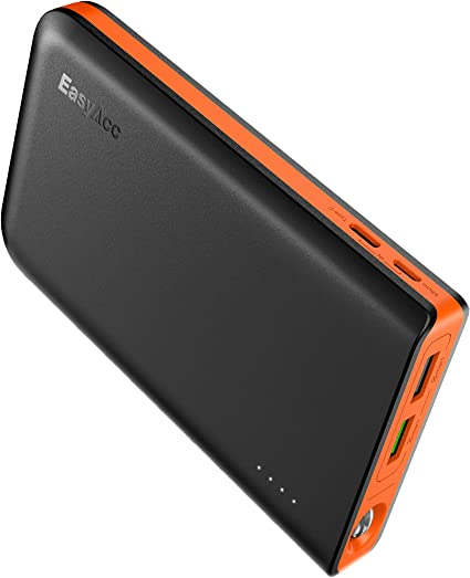 Amazon.com: [megacharge] EasyAcc 16750 mAh Cargador portátil ...