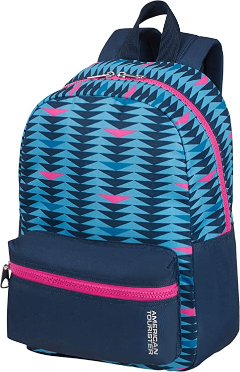 American Tourister Fun Limit - Mochila, Color Azul (Indigo Blue)