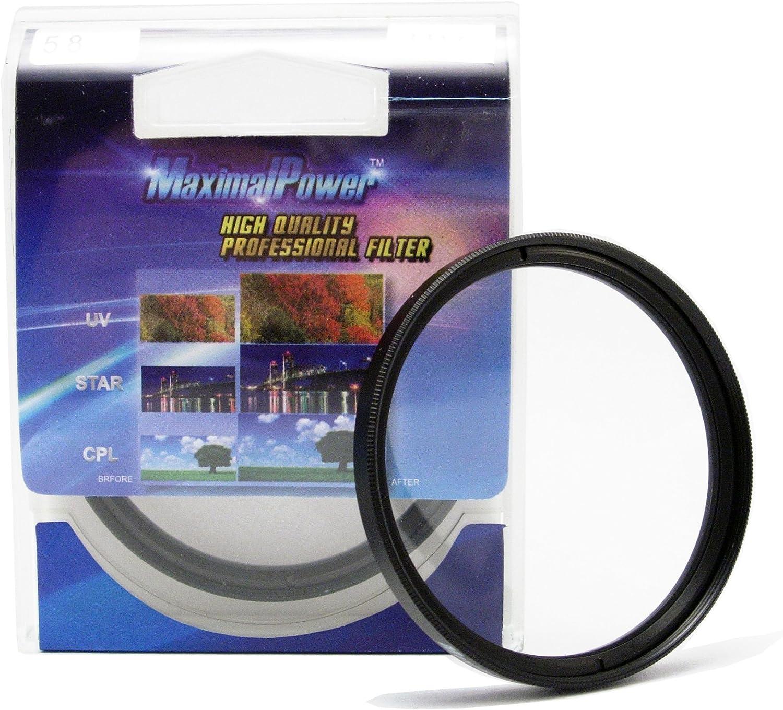 Maximal Power 55mm Ultra-Violet//UV Filter